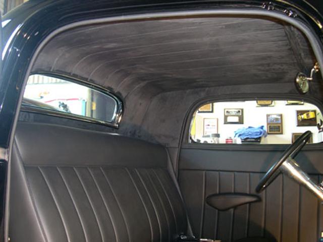 1933 Ford Three Window Coupe Santanainteriors Com