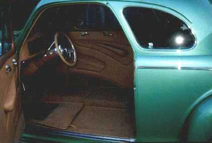 1940 Chevy Coupe | Santanainteriors com