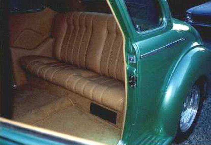 1940 Chevy Coupe Santanainteriors Com